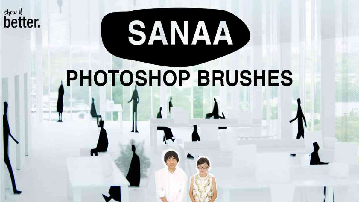 How to Install Photoshop Brushes / Free SANAA Brushes Included